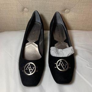 Black Small Heel